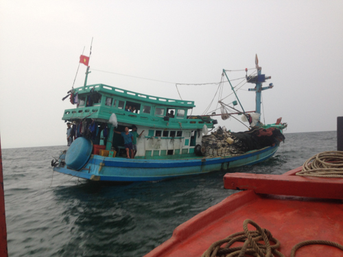 IUU Fishing In Cambodia