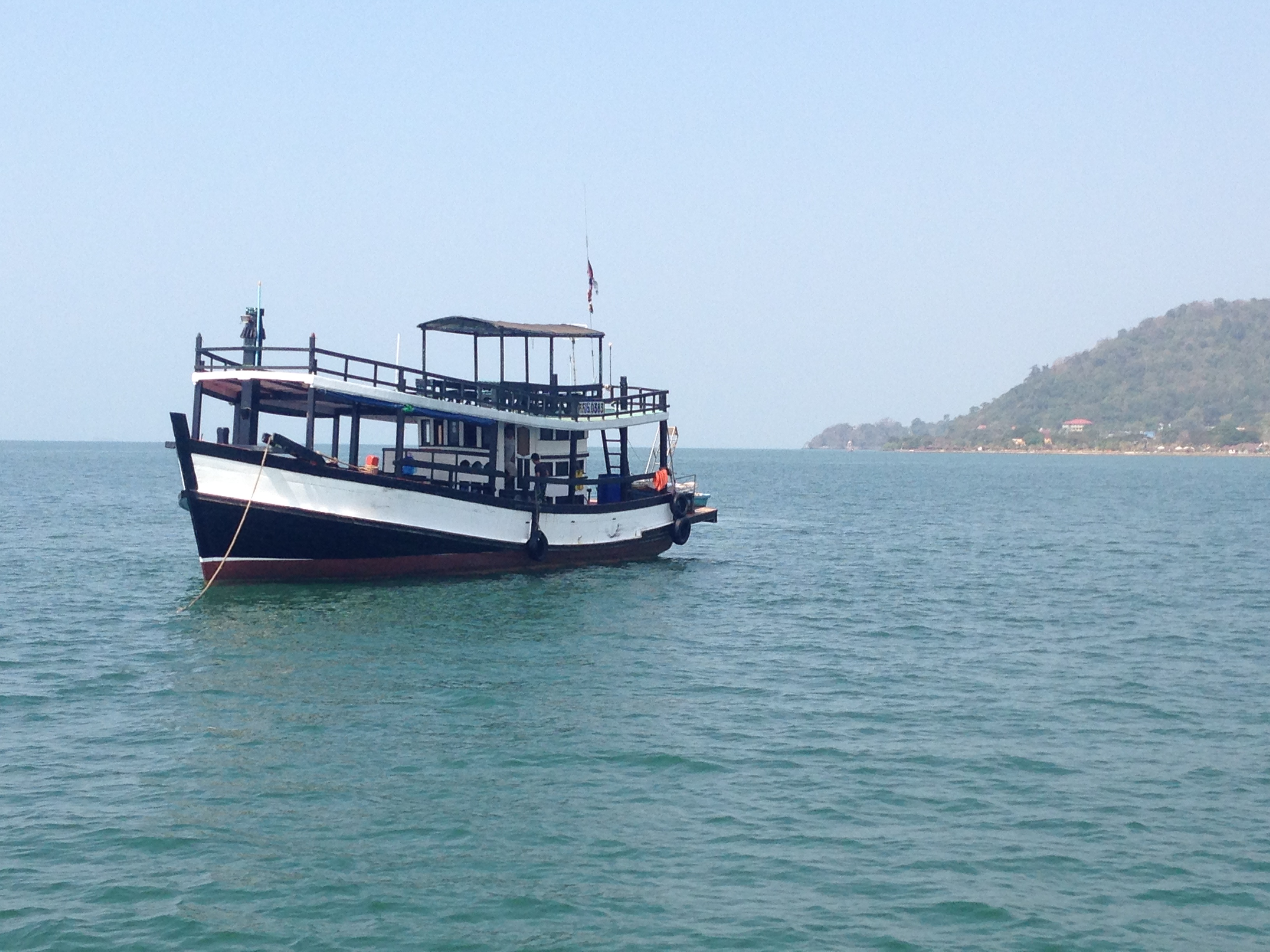 Marine Conservation Cambodia's Largest Boat